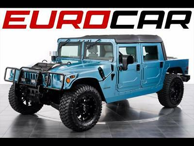 2001 Hummer H1 Open Top 2001 Hummer H1 Open Top - Custom w/ Upgrades, Immaculate, One-of-a-Kind!