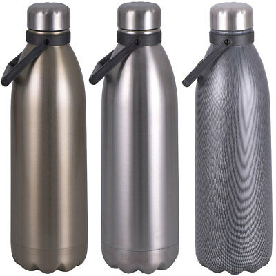 Avanti 1.5L Water Vacuum Thermo Bottle/Stainless Steel/Cold/Hot/Flask Drink