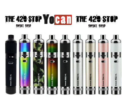 AUTHENTIC YOCAN EVOLVE PLUS XL QUAD COIL AIRFLOW Canadian Seller 🇨🇦 🇨🇦 🇨🇦