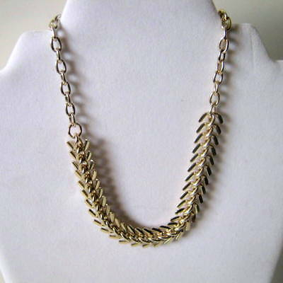 Vintage Silver Tone Choker Adjustable Necklace, Made In Germany, Fashion Jewelry