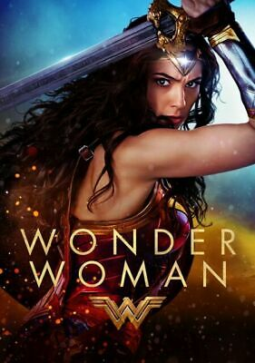 Wonder Woman (2017) (BD) [Blu-ray] Blu-ray
