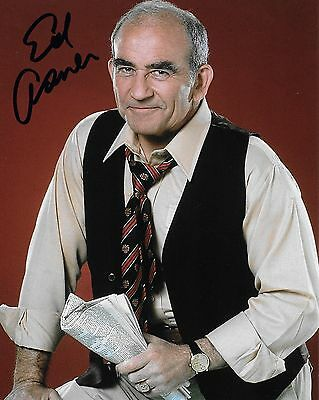 Ed Asner Autographed 8x10 Photo (Reproduction)  19