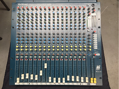 Allen and Heath Mix Wizard 16:2DX