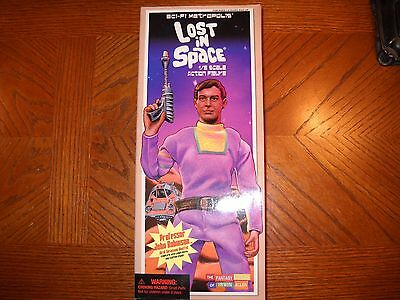 Lost in Space Professor John Robinson 12-Inch Action Figure