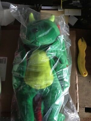 Skansen Cuddly Kid- Smokie The Dragon Bear BIGB31) NWT Beanie Kids