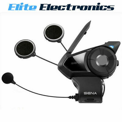 Sena 30K Motorcycle Bluetooth Mesh-Network Communication Intercom Headset