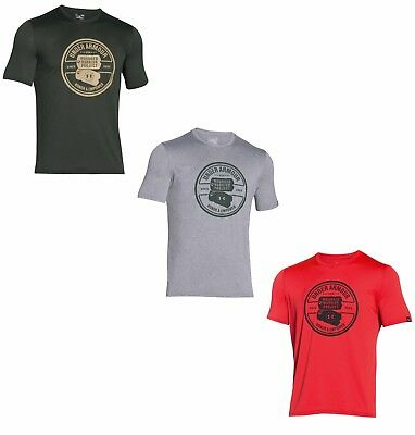 Under Armour Men's UA Freedom WWP Dog Tag Tactical Loose Fit T Shirt - NWT