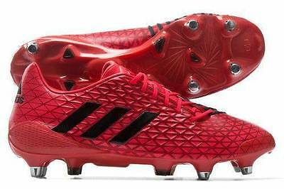 ADIDAS PREDATOR MALICE  SG MEN'S  RUGBY BOOTS-NEW!Size:10.5  USA