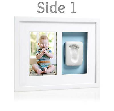 Pearhead Babyprints wall frame - Keepsake for infant and baby memories
