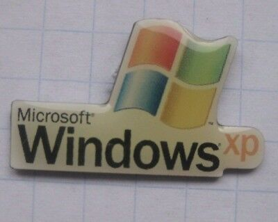 WINDOWS xp  / MICROSOFT .................. Computer Pin (158j)