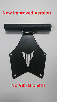 New Version Yamaha MT-09 Tracer GPS Phone Holder 22mm Bar, CosmoMotoAccessories