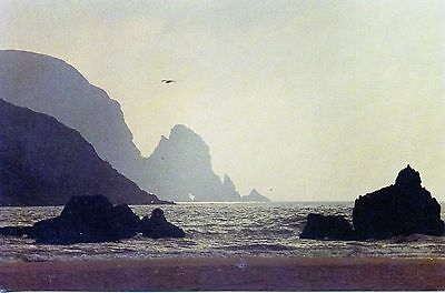 Cape Wrath from Kervaig : 23/6/91: