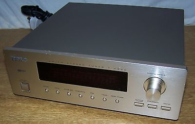 TEAC T-H500 REFERENCE SERIES AM/FM STEREO TUNER WITH RDS *SUPER SOUND* Free Post