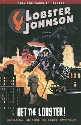 NEW Lobster Johnson Volume 4: Get The Lobster by Mike Mignola BOOK (Paperback)