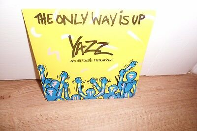 """Yazz- The Only Way Is Up - 7"""" Single Vinyl  Record"""