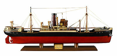Authentic Models Tramp Steamer 'Malacca' - Steamship MALACCA