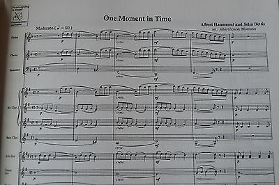 W. Houston - One moment in Time