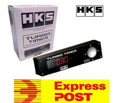 HKS TURBO TIMER Type 0- Turbo Timer Universal Fit , Hilux, WRX, Landcruiser, etc