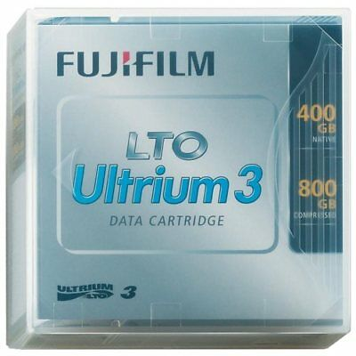 FUJIFILM LTO Ultrium 3 DATA CARTRIDGE 400 GB native