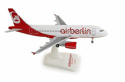 Air Berlin Airbus A319 1:200 Limox AB04 with Chassis A319-100 Airberlin