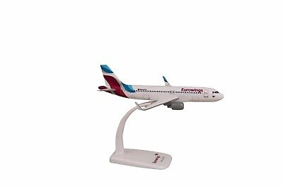 EUROWINGS Airbus A320 1:200 with Sharklets Economy Model Limox Wings lx029
