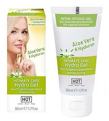 Hot Intimate Care Hydro Gel Vaginale 50 ml
