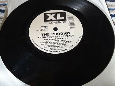 the prodigy everybody's  In the  place