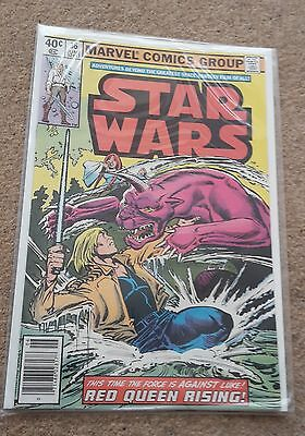 Marvel STAR WARS Comic Issue #36 - June 1980 (mint condition)