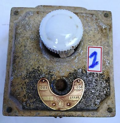 Antique Fan Regulator Vintage Ceiling Fan Regulator Iew India Speed Controller