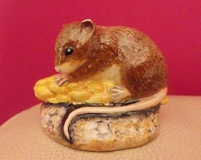 Beswick Harvest Mouse Model Number 3397 - Boxed - Perfect !!