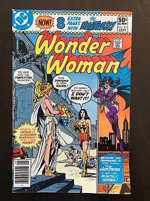 Wonder Woman Comic Lot #271, 272, 273, 274 - High Grade - 'Merica Cover