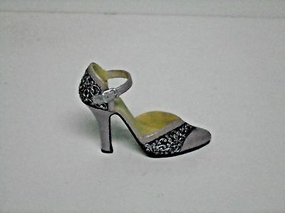 "Decorative Collectible Shoe 2.5"" Tall New Condition"