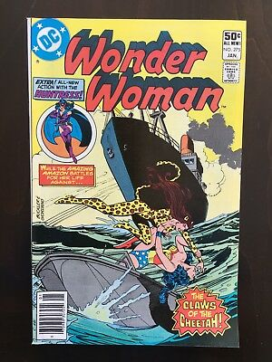 Wonder Woman Comic Lot #275, 276, 277, 278 - High Grade -