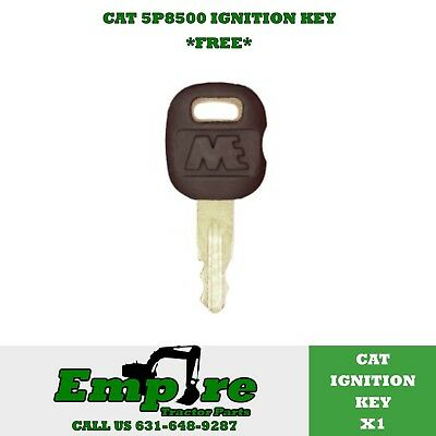 5p8500 -Caterpillar Ignition Key