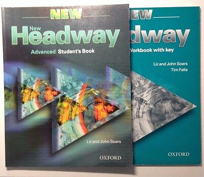 New Headway - Advanced Student's Book and Workbook with Key