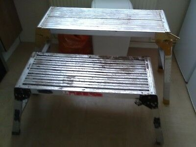 step-ups or workbenches