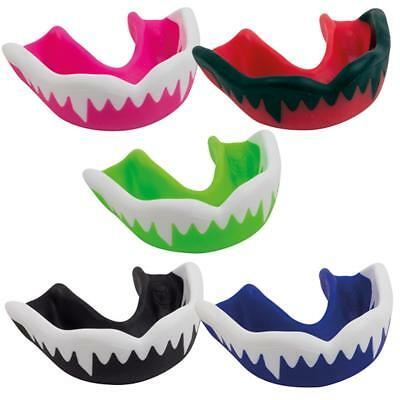 Grays Gilbert Synergie Viper Mouth Guard Junior & Senior Sizes Assorted Colours
