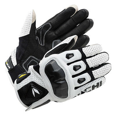 NEW NRS Gloves Taichi RST410 Mens Perforated leather Motorcycle Mesh