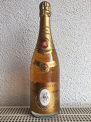 Champagne Louis Roederer Cristal 1983