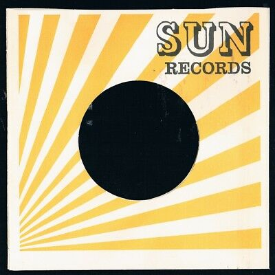 SUN-Pack of 5 repro 45Rpm paper companysleeves