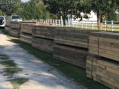 Treated Pine Posts - 4x6 12 foot for fencing, barns, sheds