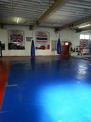 Crash  Mats NOW 👍👍£100.00 For  14 👍👍Free Postage  Black ,MMA ,