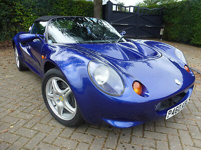 1997 Lotus Elise S1 Very Low Mileage Investment Opportunity
