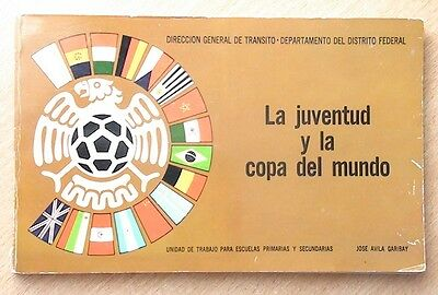 Programs World Cup 1970, Mexico