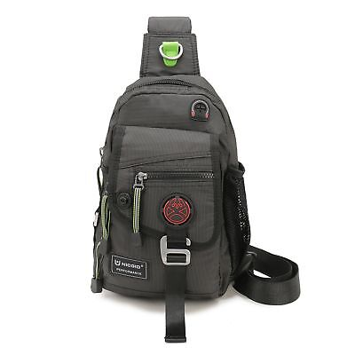 Nicgid Sling Bags Chest Shoulder Backpack Outdoor Hiking Bike Daypack Crossbod