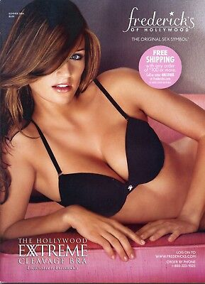 Frederick's of Hollywood Summer 2004 Vintage Lingerie Catalog