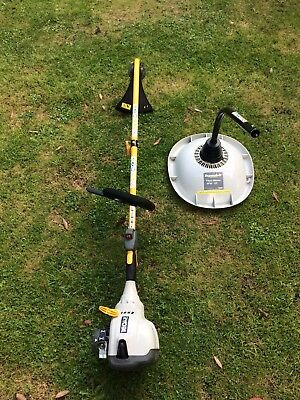 Ryobi Petrol Strimmer with Lawn Mower Attachment