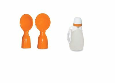Reusable Squeeze Pouch Baby Food Feeder