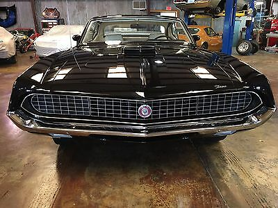 1970 Ford Torino GT 1970 Ford Torino GT (Cobra Jet Ram Air Engine) RARE 1 of 1