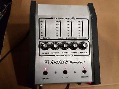 60's GRETSCH TREMOFECT / EXPANDATONE -- made in USA